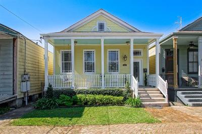 New Orleans Single Family Home For Sale: 8630 Plum Street