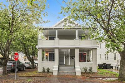 New Orleans Multi Family Home For Sale: 1029 Leontine Street