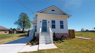 Kenner Single Family Home For Sale: 3008 Washington Street
