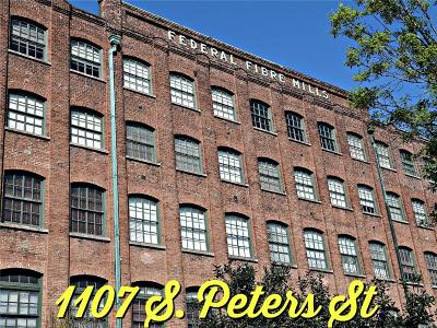 New Orleans Multi Family Home For Sale: 1107 S Peters Street #324