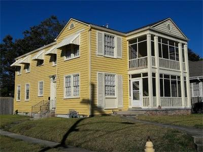 New Orleans Multi Family Home For Sale: 4600 Arts Street