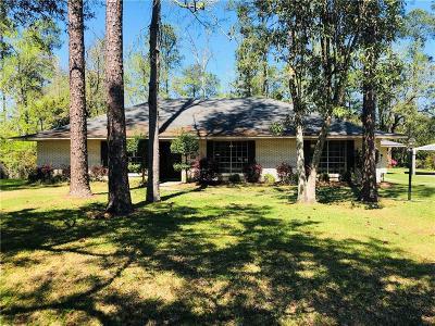 Slidell Single Family Home For Sale: 316 Landon Drive