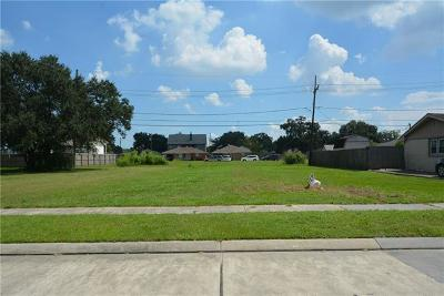 Arabi Residential Lots & Land For Sale: 1535 Schnell Drive