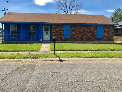 New Orleans Single Family Home For Sale: 7600 Marquis Street