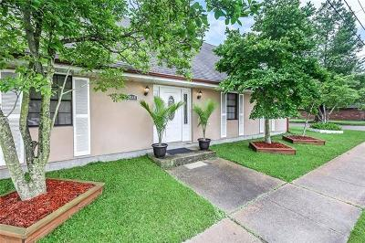 Kenner Single Family Home For Sale: 3444 Maryland Avenue