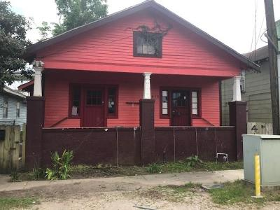 New Orleans Single Family Home For Sale: 415 Socrates Street