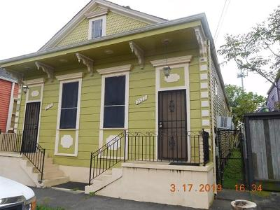 New Orleans Multi Family Home For Sale: 2520 Laharpe Street