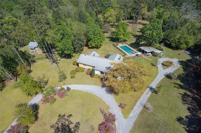 Slidell Single Family Home For Sale: 59580 Highway 433 Highway