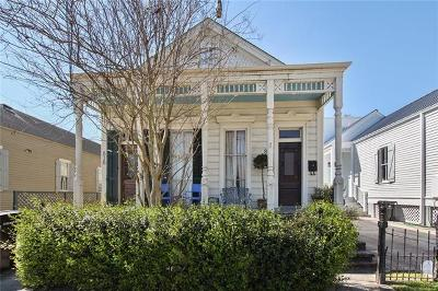 New Orleans Multi Family Home For Sale: 818 Henry Clay Avenue #A