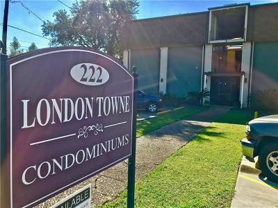 Jefferson Parish, Orleans Parish Multi Family Home For Sale: 222 London Avenue #215