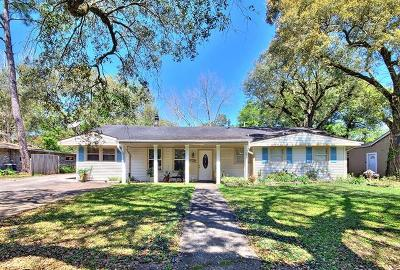New Orleans Single Family Home For Sale: 104 Berkley Drive