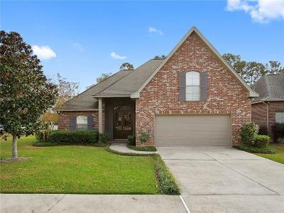 Madisonville Single Family Home For Sale: 305 Brown Thrasher Loop
