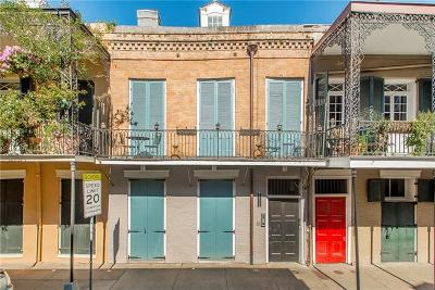 New Orleans Multi Family Home For Sale: 1133 Royal Street #7