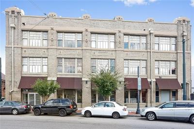 New Orleans Multi Family Home For Sale: 1000 St Charles Avenue #H