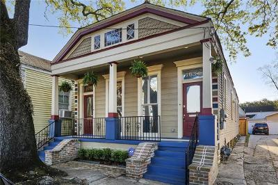New Orleans Multi Family Home For Sale: 1634 Gentilly Boulevard