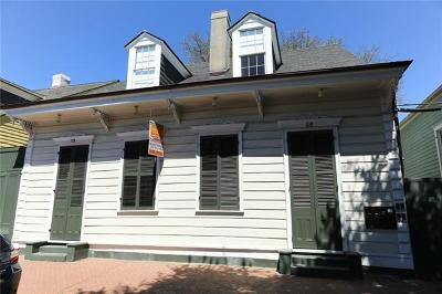 New Orleans Multi Family Home For Sale: 931 Orleans Avenue #A