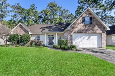 Madisonville LA Single Family Home For Sale: $239,000