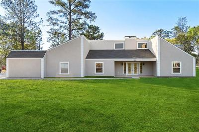 Slidell Single Family Home For Sale: 109 Royal Drive