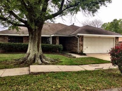Marrero Single Family Home For Sale: 2600 Sprig Drive
