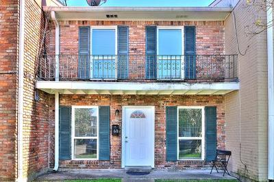 Townhouse For Sale: 60 New England Court