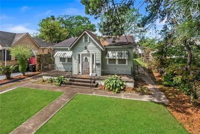 New Orleans Single Family Home For Sale: 5162 Arts Street