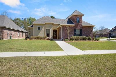 Madisonville Single Family Home For Sale: 380 Brown Thrasher Loop