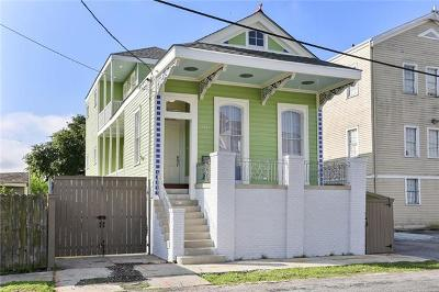 New Orleans Single Family Home For Sale: 2414 Loyola Avenue