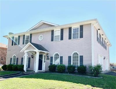 Single Family Home For Sale: 7280 Read Boulevard