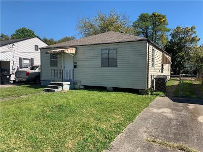 New Orleans Single Family Home For Sale: 321 Warrington Drive