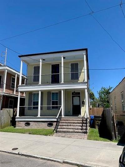 New Orleans Single Family Home For Sale: 2227 Felicity Street Street
