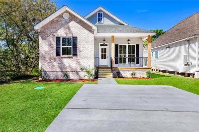 Slidell Single Family Home For Sale: 57571 Bar Street