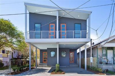 Jefferson Parish, Orleans Parish Multi Family Home For Sale: 4518 Baudin Street #4518