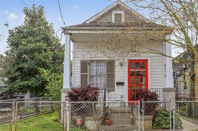New Orleans Single Family Home For Sale: 603 Tricou Street