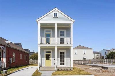 New Orleans Single Family Home For Sale: 739 St Andrew Street