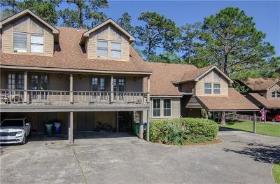 Slidell Rental For Rent: 68 E Chamale Cove
