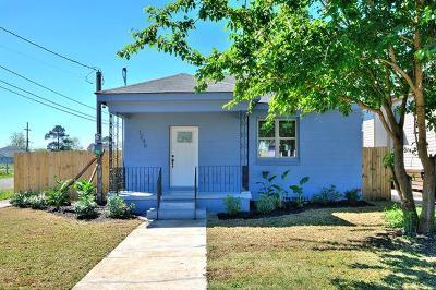 Single Family Home For Sale: 1290 Milton Street