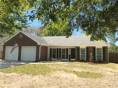 Slidell Single Family Home For Sale: 204 Cross Gates Boulevard
