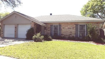 Single Family Home For Sale: 204 Sugarpine Drive