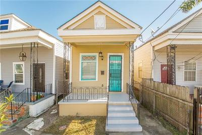 New Orleans Single Family Home For Sale: 2733 Amelia Street
