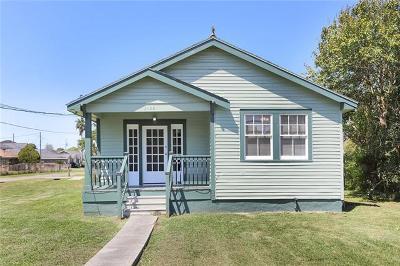 New Orleans Single Family Home For Sale: 3125 Kansas Street