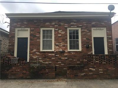 Jefferson Parish, Orleans Parish Multi Family Home For Sale: 2104 Simon Bolivan Avenue