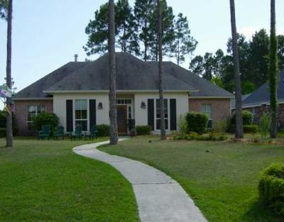 Slidell Rental For Rent: 172 Woodruff Drive
