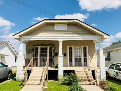 Westwego Single Family Home For Sale: 532 Victory