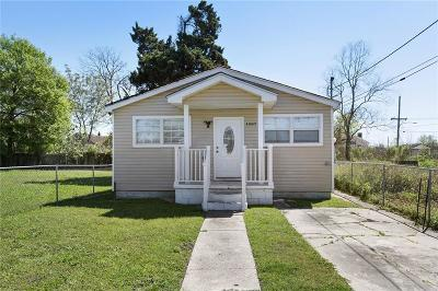 New Orleans Single Family Home For Sale: 1407 Tricou Street
