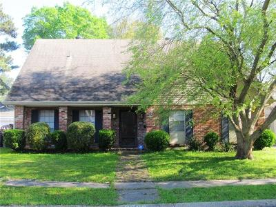Single Family Home For Sale: 3508 Silver Maple Court