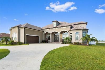 Slidell Single Family Home For Sale: 3049 Sunrise Boulevard