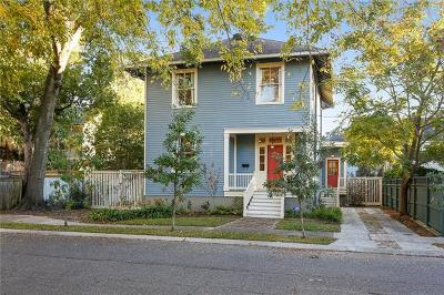 New Orleans Single Family Home For Sale: 4322 S Saratoga Street