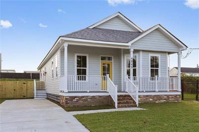New Orleans Single Family Home For Sale: 4849 Pauline Drive