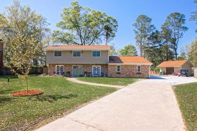 Slidell Single Family Home For Sale: 76 Northam Court