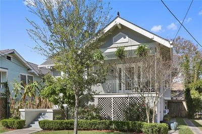 New Orleans Single Family Home For Sale: 4127 Walmsley Avenue